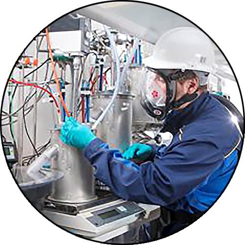 Hydrometallurgy equipment VTT